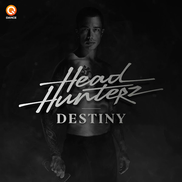 Headhunterz - Destiny - Single Cover