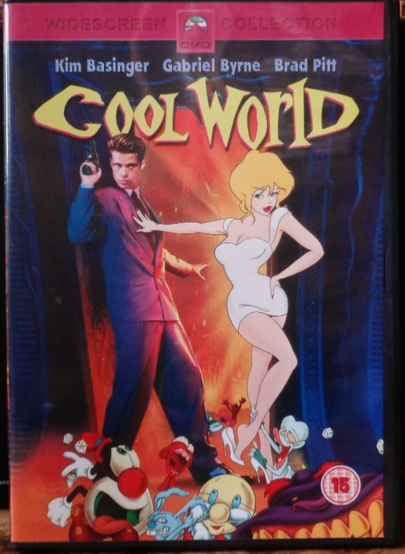 Movies On Dvd And Blu Ray Cool World 1992