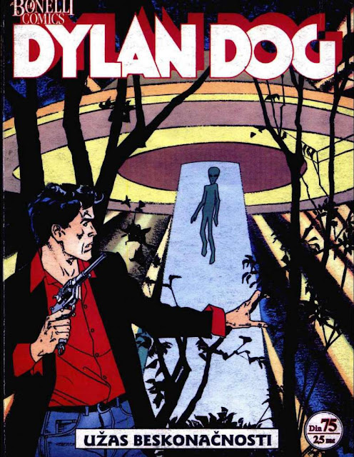 Uzas beskonacnosti - Vannini - Dylan Dog
