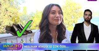 EXCLUSIV: Interviu special cu Neslihan Atagül!
