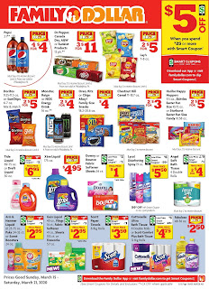 ⭐ Family Dollar Ad 4/5/20 ⭐ Family Dollar Weekly Ad April 5 2020
