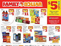 Family Dollar Ad Preview April 5 - 11, 2020