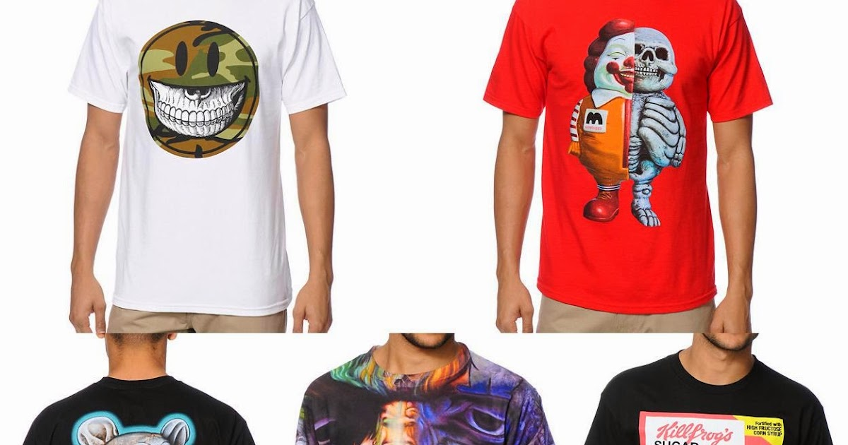 364b884490c8 The Blot Says...  POPaganda Streetwear T-Shirt Collection by Ron English