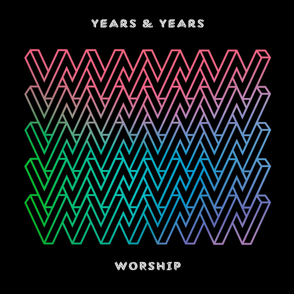 Years & Years - Worship (Todd Terry Remix) - Single Cover