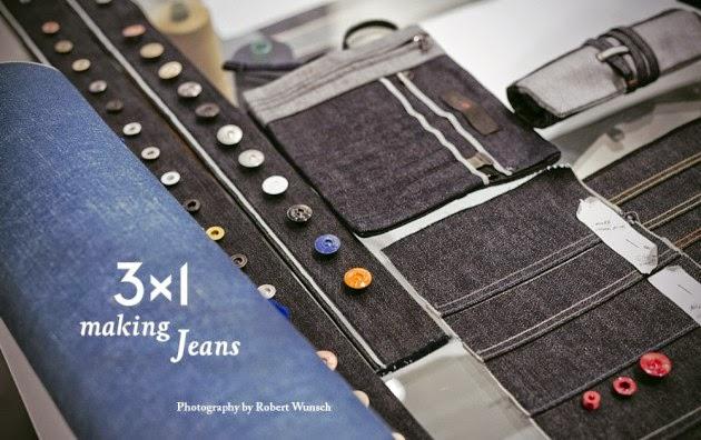 722dbbfae Começamos em NOVA YORK no 3X1- vale a pena conhecer o local onde os jeans  são fabricados. Voce tem 3 tipos de serviços: a possibilidade de finalizar  a sua ...
