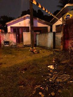 Mulher é assassinada com tiros na cabeça na Capital; polícia suspeite de crime passional