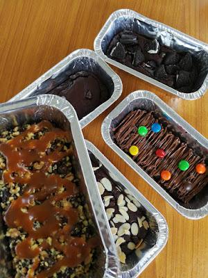 Tempahan Brownies Di Kota Kinabalu - Home Brownies