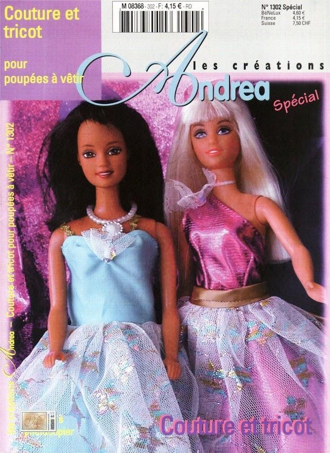 Barbie-Revista Andrea Especial