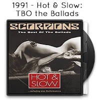 1991 - Hot & Slow - The Best of the Ballads