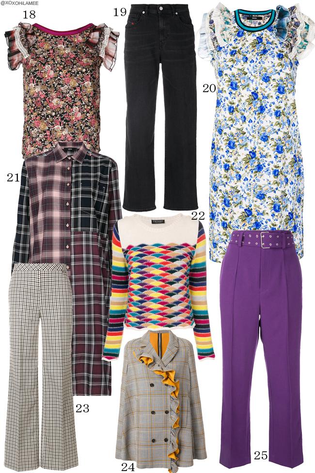 日本人ファッションブロガー,Mizuho K,ウィッシュリスト FOR Farfetch with SHOPSTYLE JP