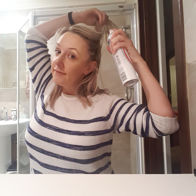 Dove dry shampoo | Almost Posh