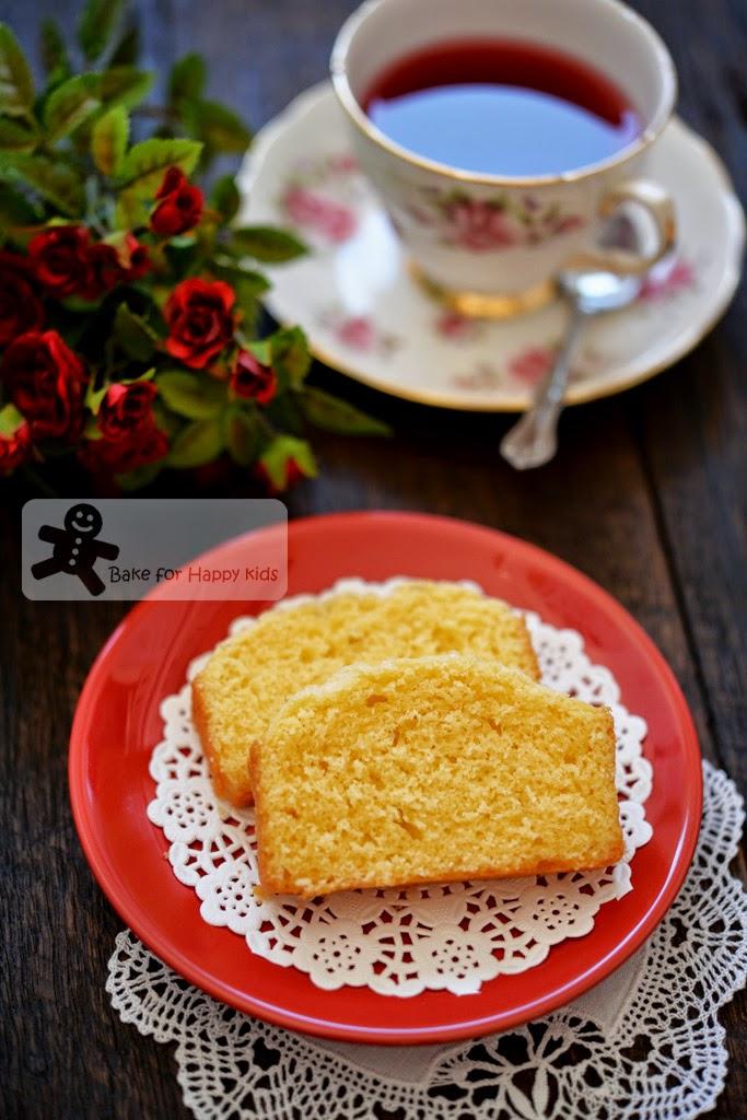 Madeira cake Nigella Lawson