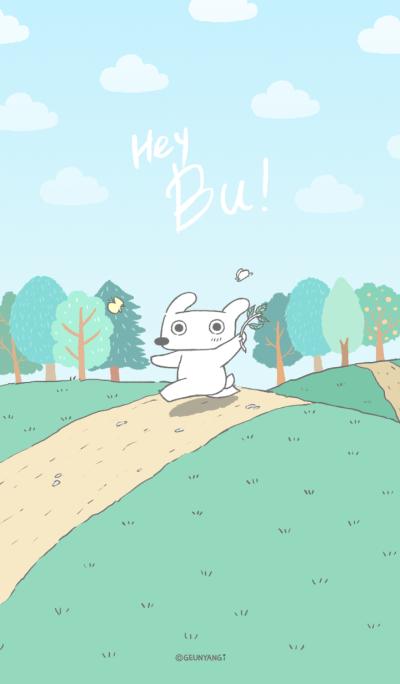 Hey Bu!-Happy Day