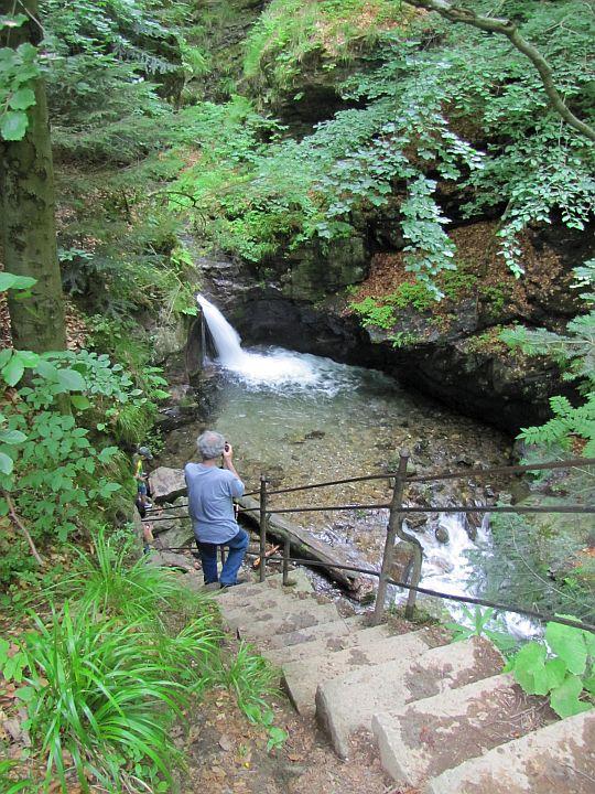 Nýznerovské vodopády.