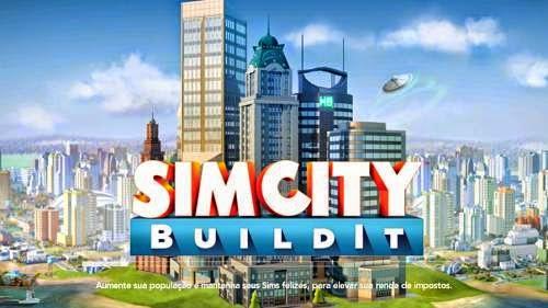 SimCity BuildIt – Jogo de construir cidade (Android e iOS)