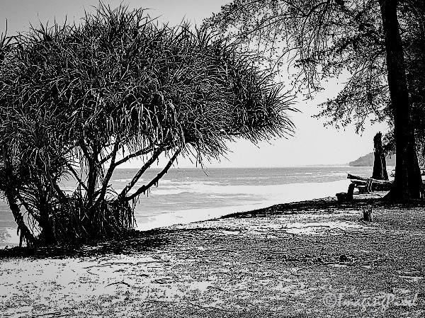 Digital Moments: Quiet On The Beach 02