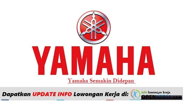 Info kerja Operator Produksi PT.Yamaha Motor Manuifacturing Indonesia Terbaru