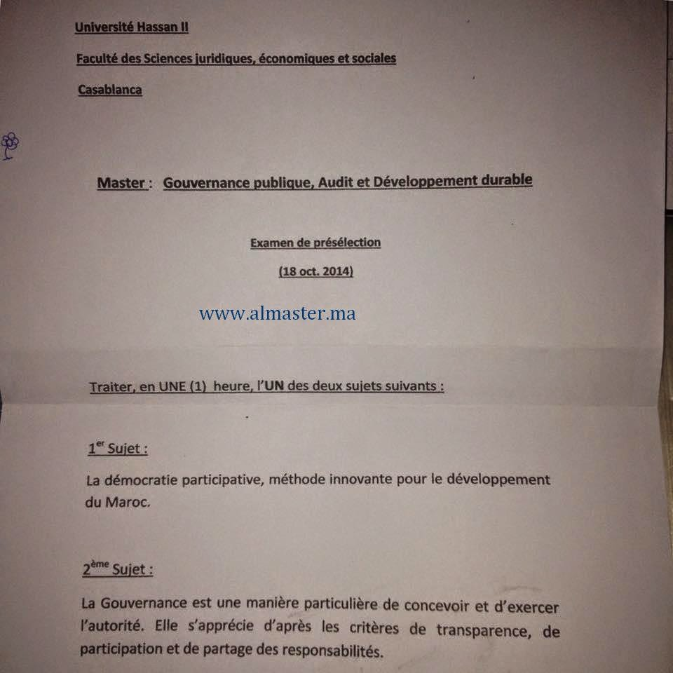 cv exemple sciences sociales