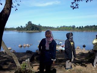 Tarif Masuk Situ Patenggang Bandung Liburan Lebaran  2016