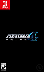 Metroid 4 Switch