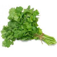 daun ketumbar untuk salad thailand