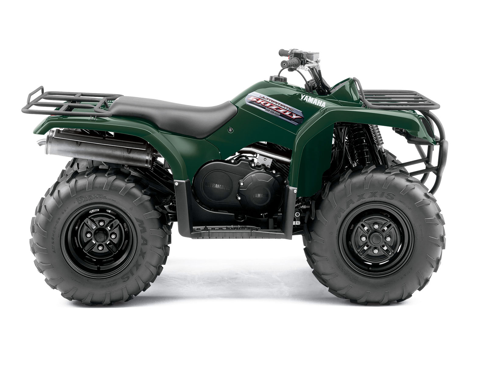 2012 yamaha grizzly 350 auto 4x4 atv pictures. Black Bedroom Furniture Sets. Home Design Ideas