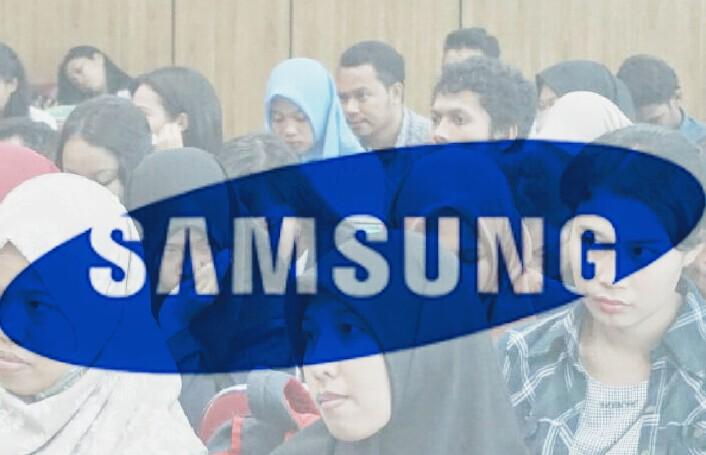 Lowongan Kerja Bulan ini PT SAMSUNG ELECTRONICS INDONESIA Tingkat Smk/Sma