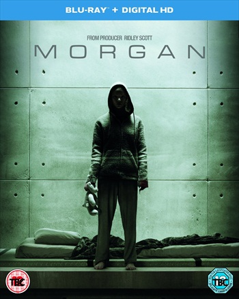 Morgan 2016 Dual Audio Hindi Bluray Movie Download