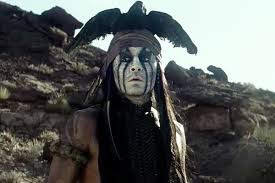 The Lone Ranger ~ Johnny Depp | A Constantly Racing Mind