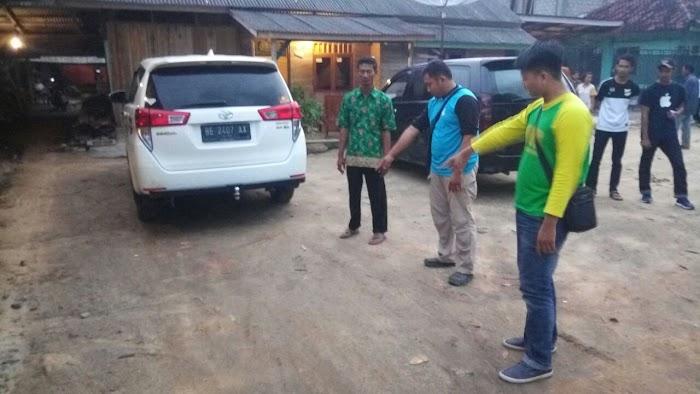 Lurah Mulya Sari Tubaba Diserang Orang Yang Tidak Di Kenalnya.