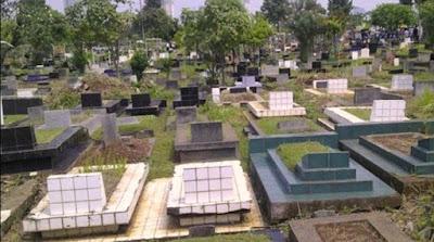pengantar jenazah ke kuburan