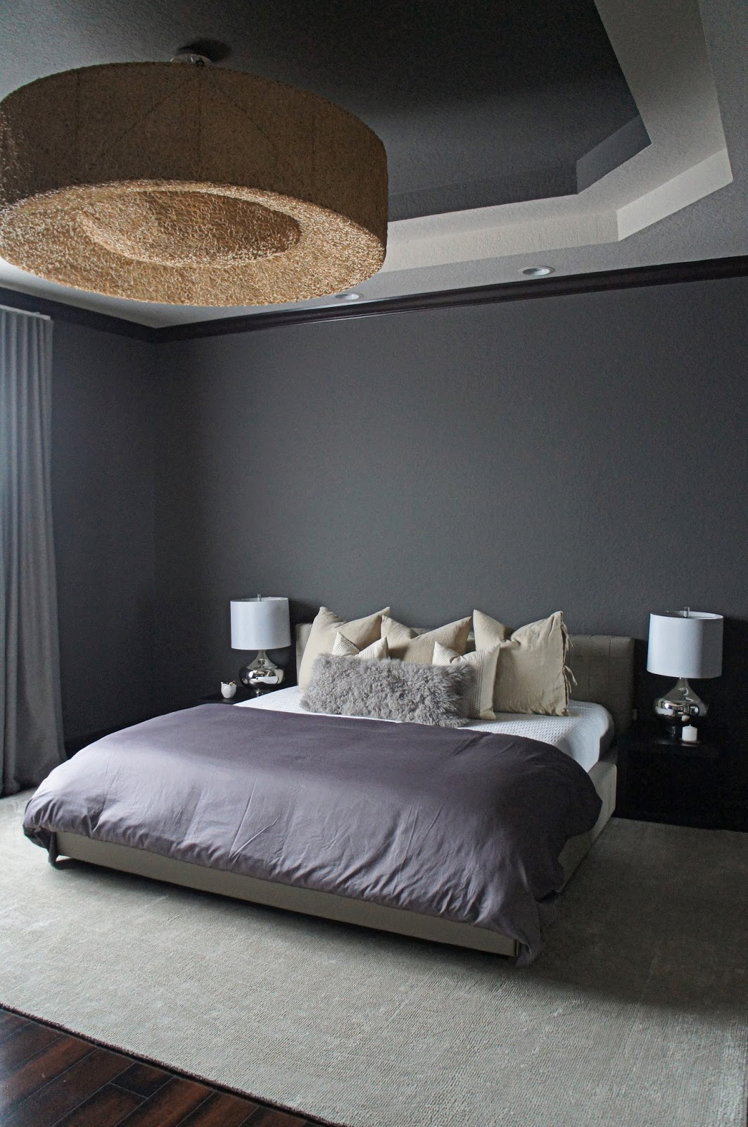 the cuban in my coffee project sneak peek a masculine themed master suite