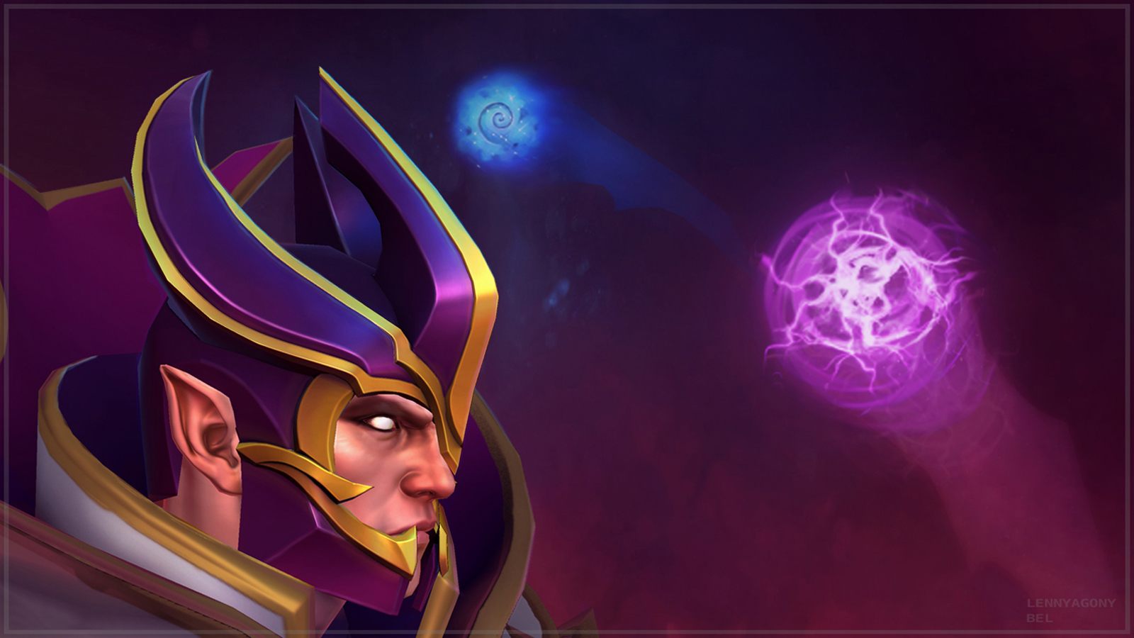 Invoker 1920x1080 Dota 2 1z Wallpaper HD
