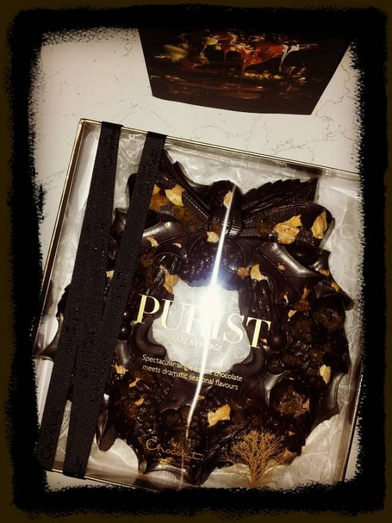 Hotel Chocolat Christmas Wreath Review