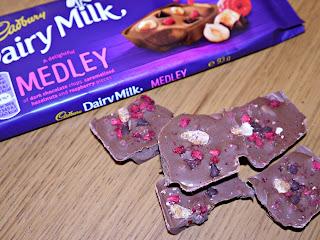 Cadbury's Dairy Milk Medley