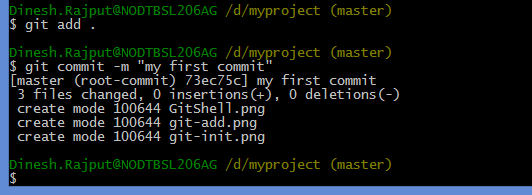 git-commit