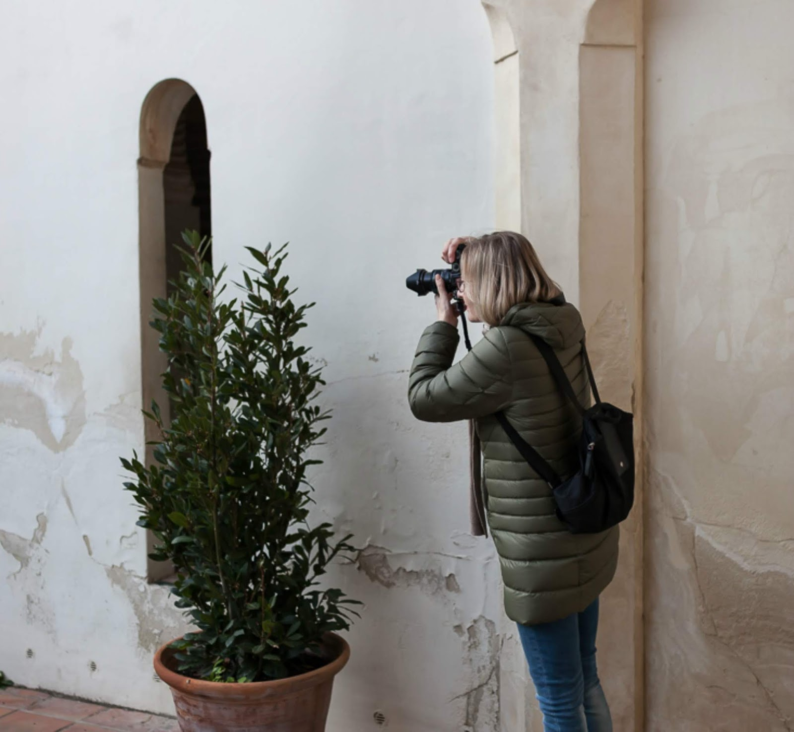 Malaga photo tour with Anu Viljakainen