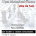 5 de agosto: I Open Internacional d'Escacs Villa de Turis