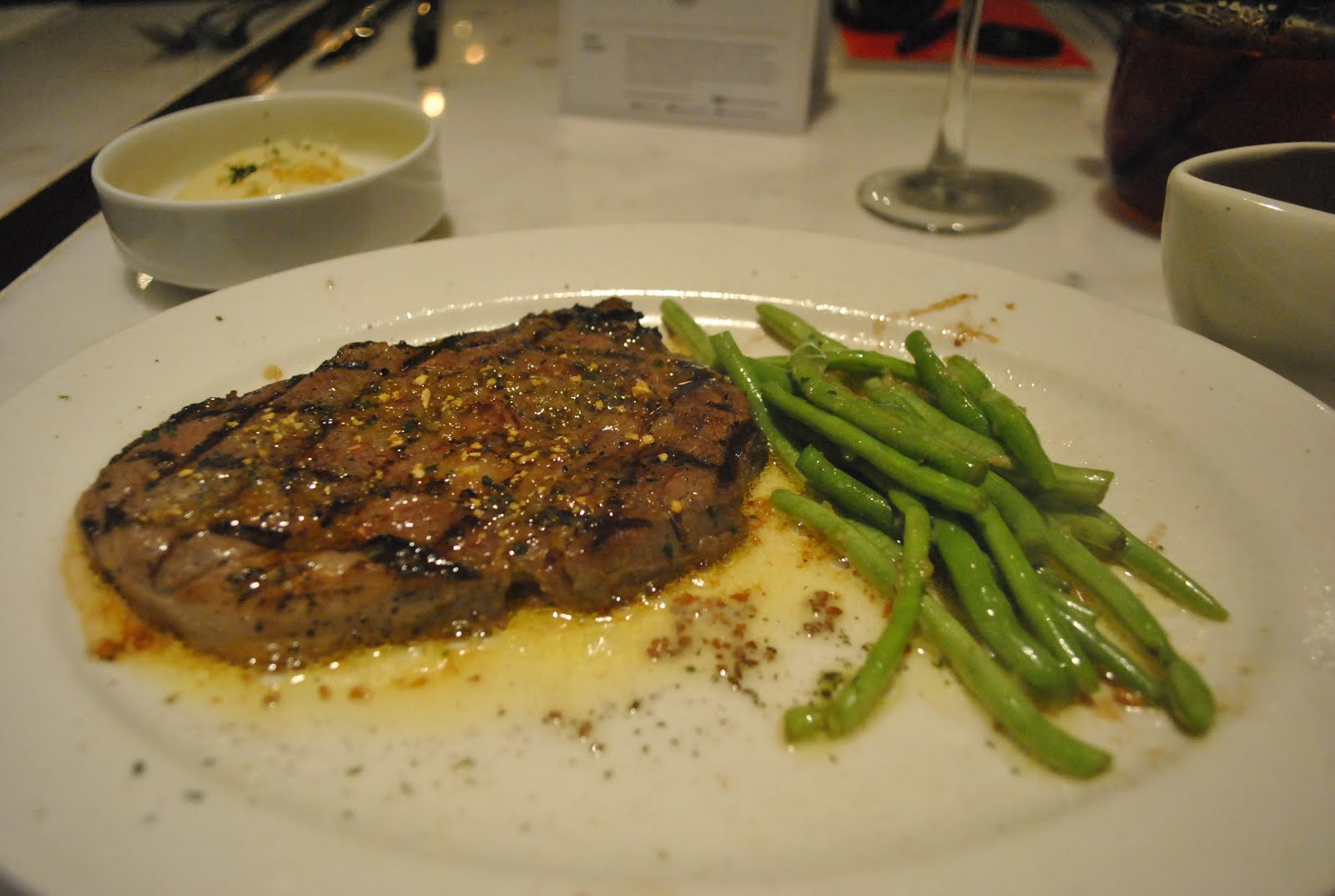 HOG ETC - Plaza Indonesia : Making out with the Steak - Entrecote Steak 2
