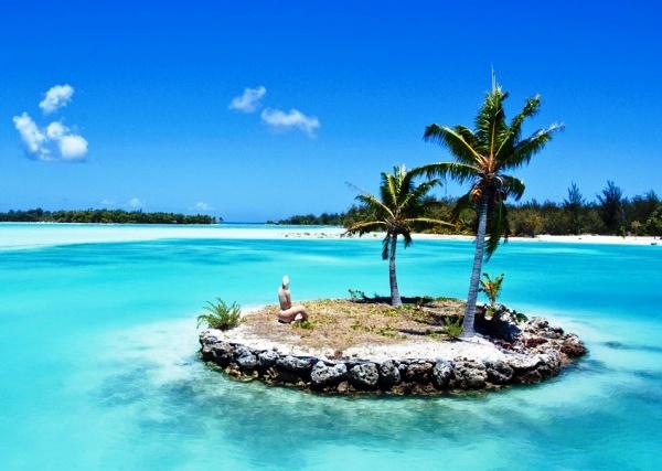 Romantic Pictures Of Tropical Beaches: Exotic Places: 20 Pictures Of Bora Bora Beautiful Island