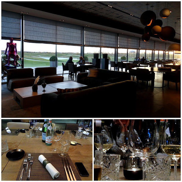 Dinner - The International Golf Club in Badhoevedorp, Netherlands