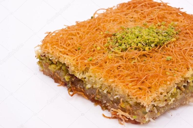 Kunafa - ciasto wyśmienite