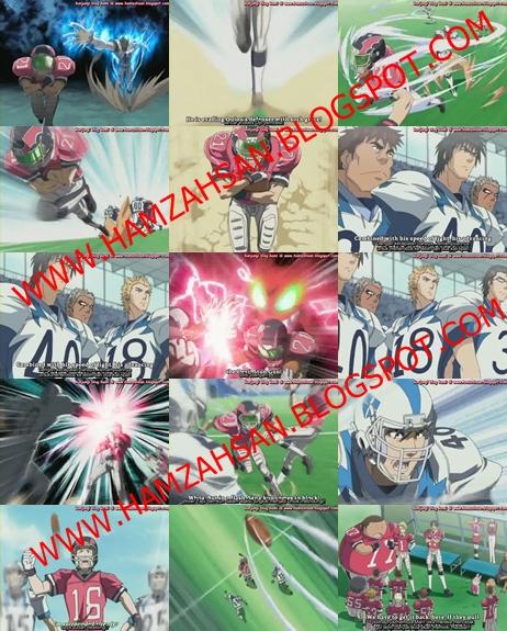 Download Anime Days Batch: Download Video Eyeshield 21 Episode 114 3gp
