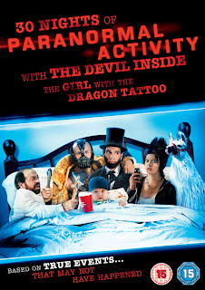 Nights of Paranormal Activity with the Devil Inside the Girl with the Dragon Tattoo – DVDRip AVI