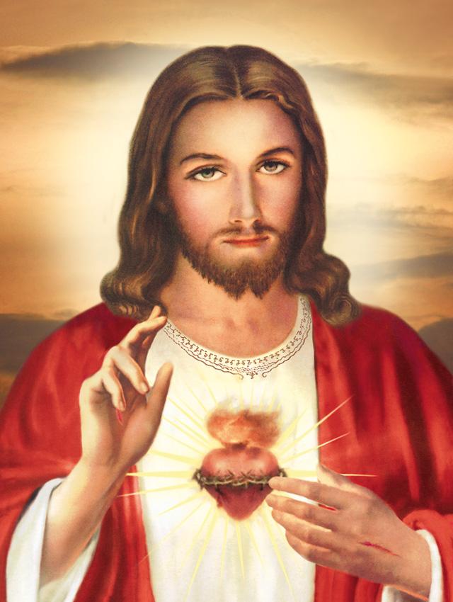 Litania do Najświętszego Serca Pana Jezusa   Kultura i sztuka ...