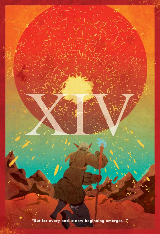 FFXIV | Katella's Corner