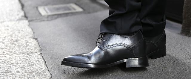 scarpe classiche stringate