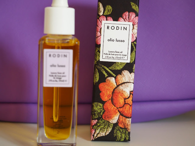 RODIN Olio Lusso Lavender Absolute Luxury Face Oil