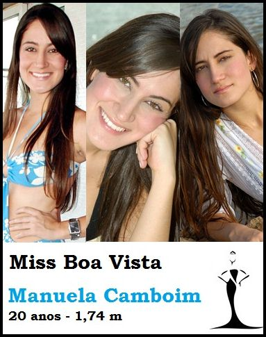 Miss boa vista nude and