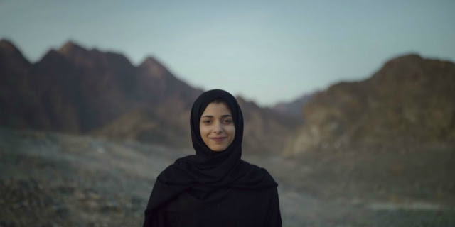 Perempuan cantik ; muslim